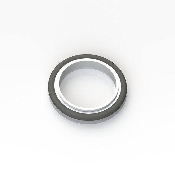 Seal ring ISO KF