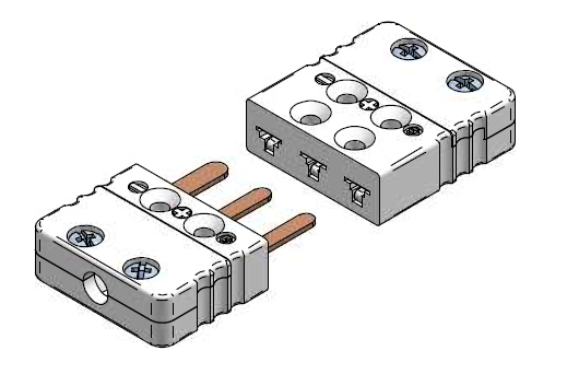 Miniature-Connector 3pin